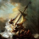 Praying for Direction: faith on a stormy sea